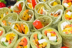 assorted-vegetarian-sandwiches-wraps