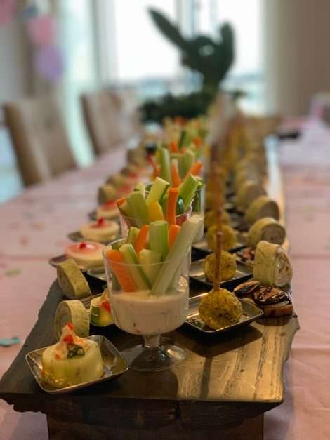finger food catering