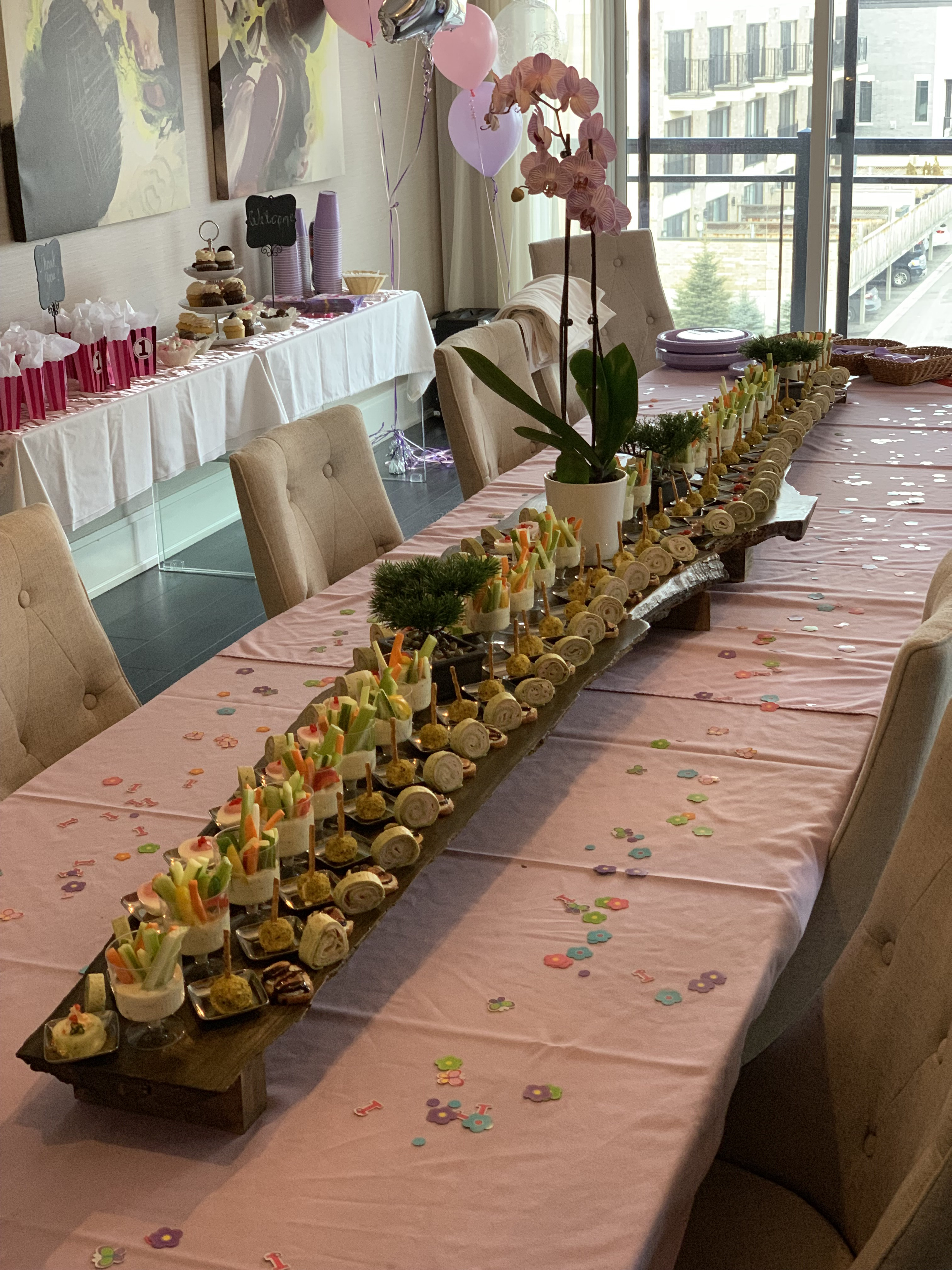 Wedding and Baby Shower Catering