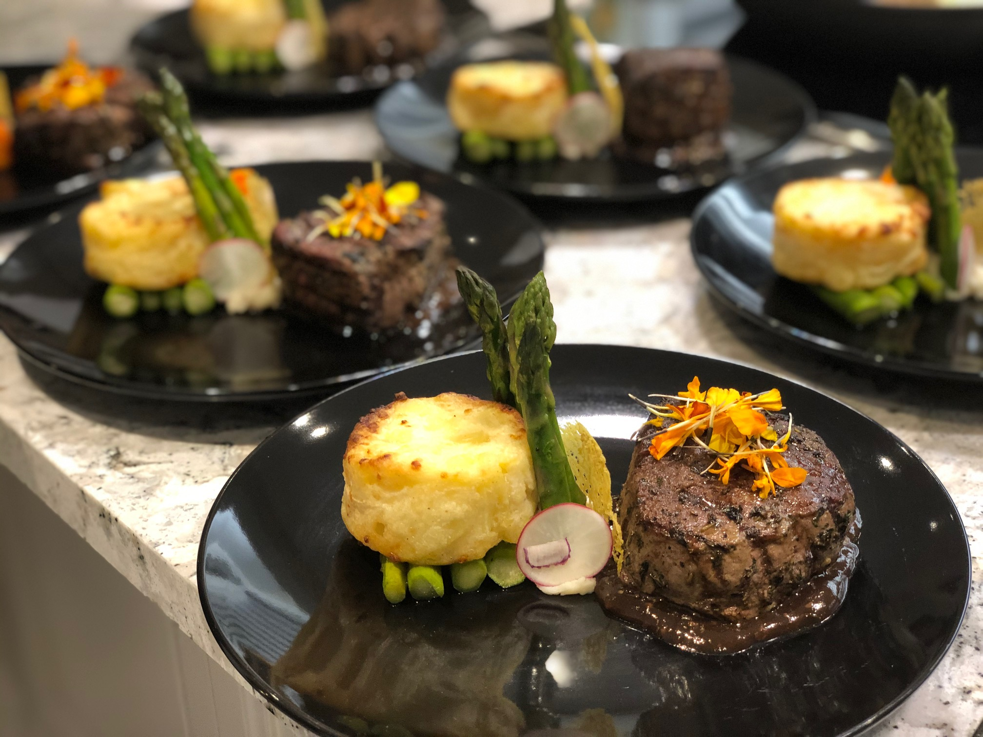 Beef-tenderloin-with-potato-gratin-personal-chef-services