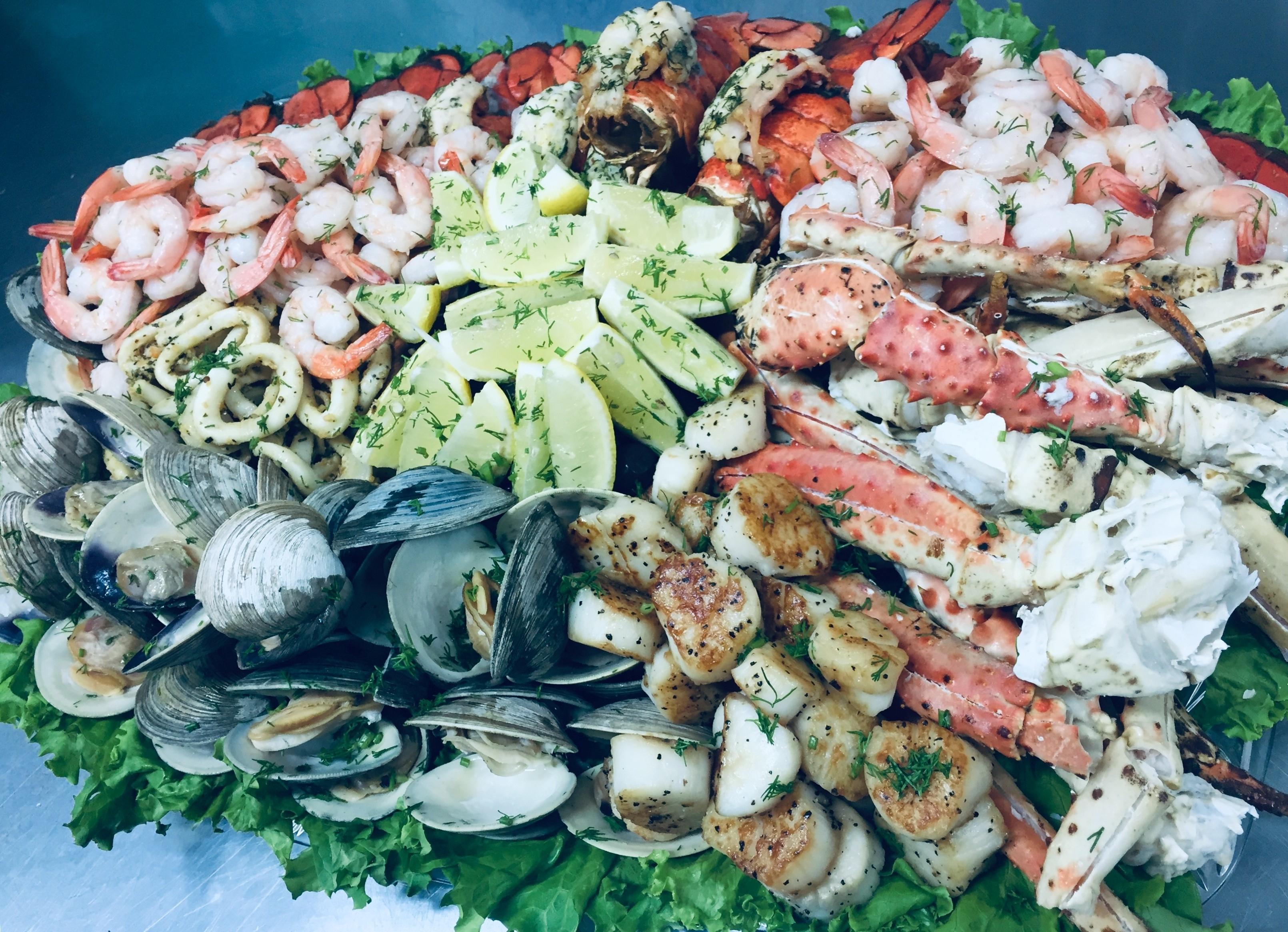 GTA-Caterer-seafood-platter