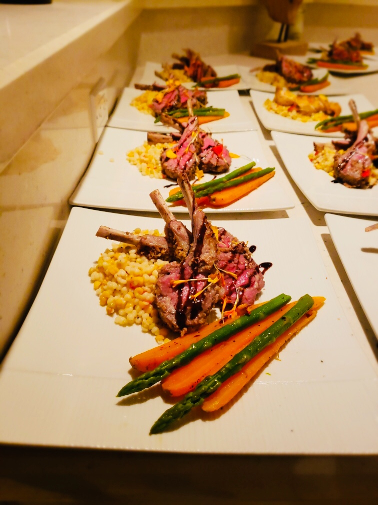 Personal-Chef-Walnut-Dijon-Rack-of-Lamb