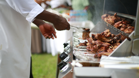 Wedding catering in Mississauga