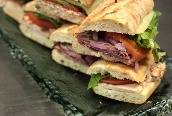 Hot Deli Sandwiches - Catering Service in Mississauga