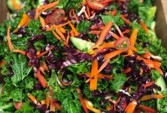 Kale & Greens Salad - Caterer Mississauga